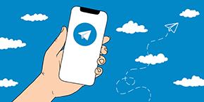 پشیتبانی تلگرام